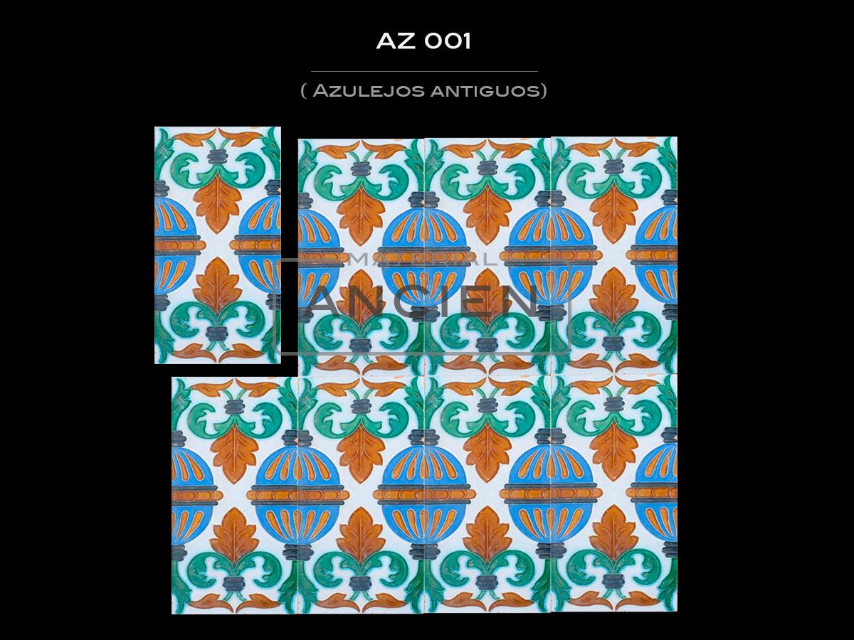 Azulejos Antiguos AZ 001
