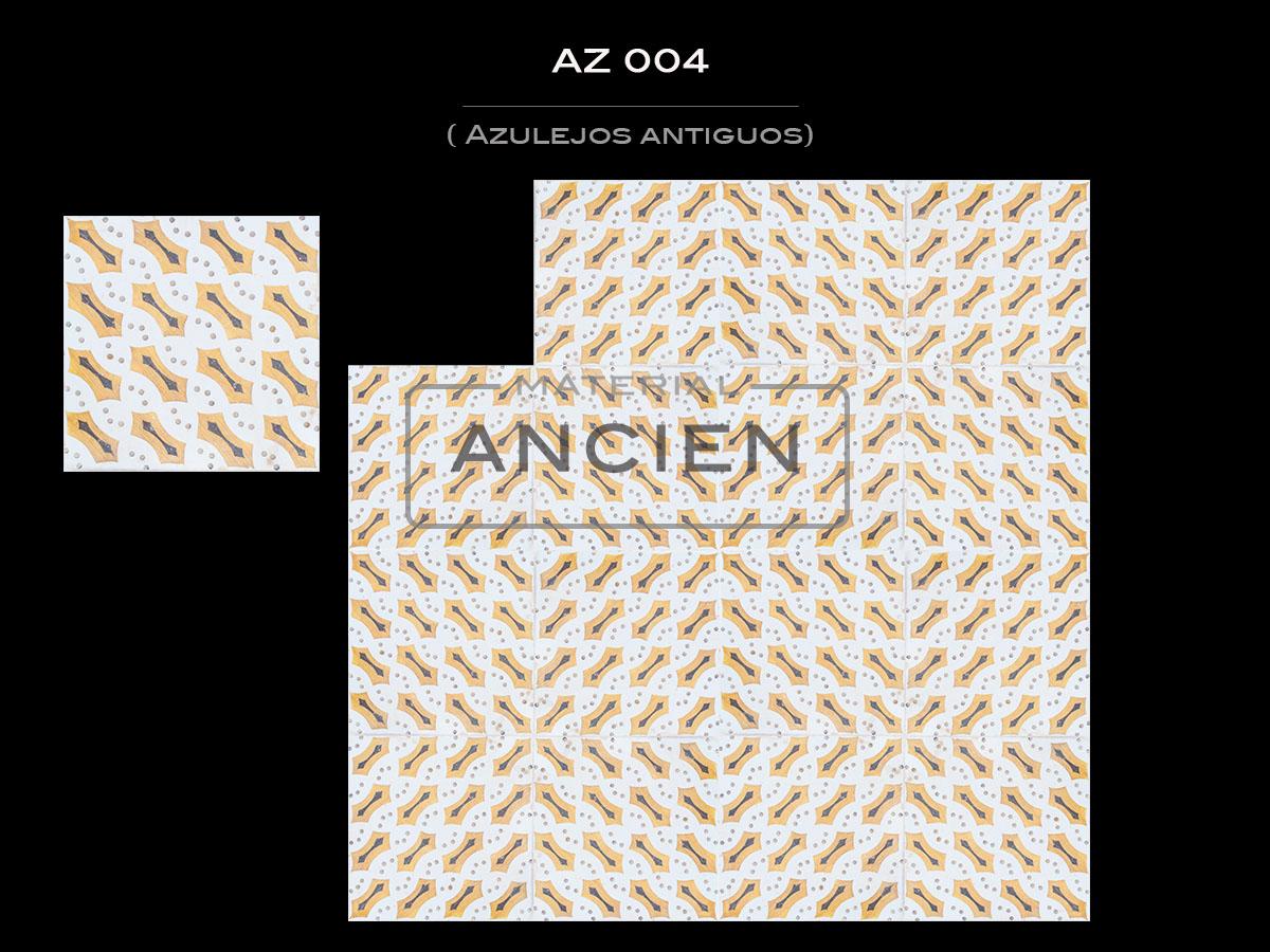 Azulejos Antiguos AZ 004