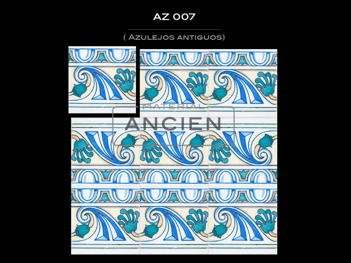 Azulejos Antiguos AZ 007