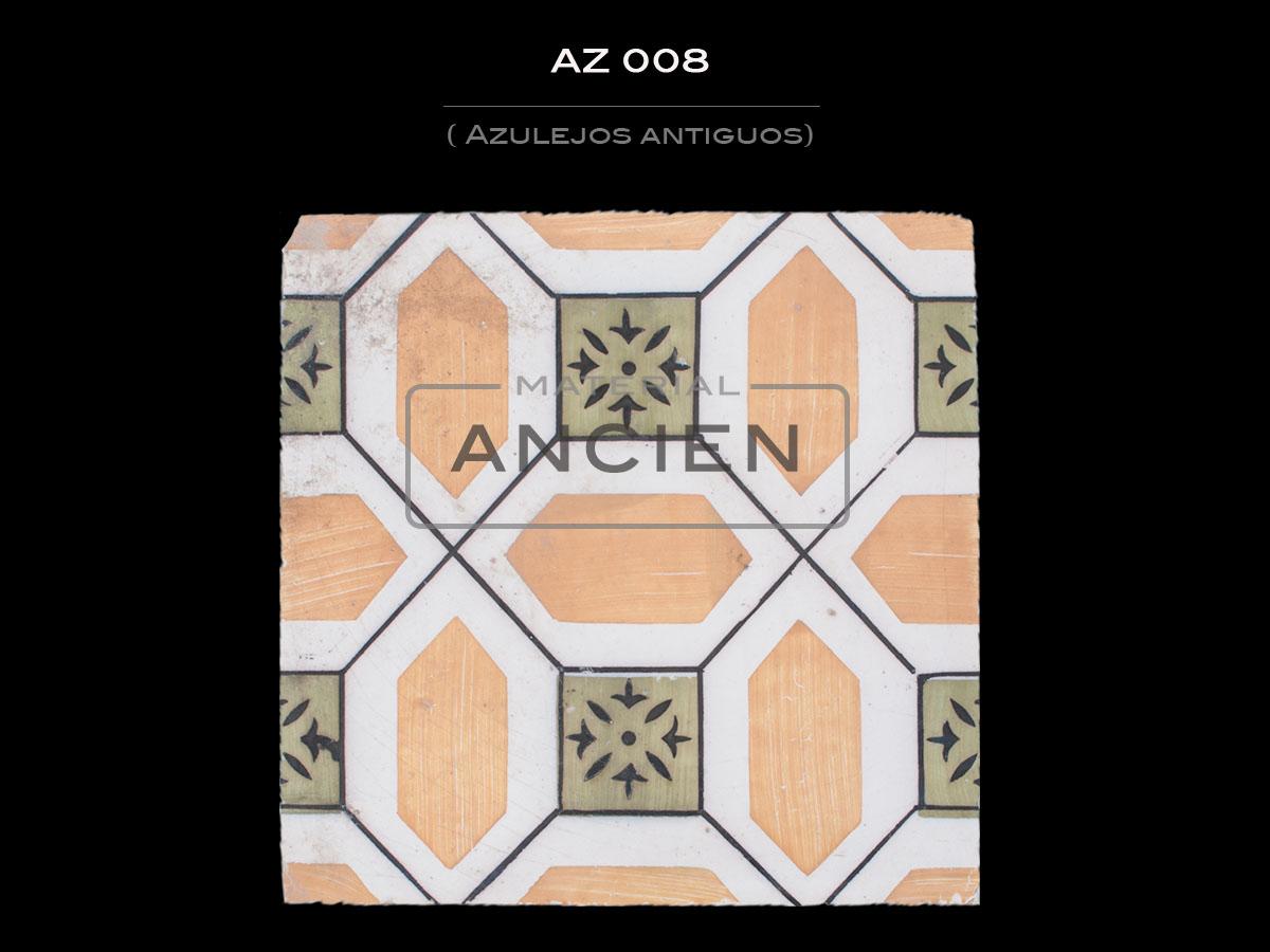 Azulejos Antiguos AZ 008