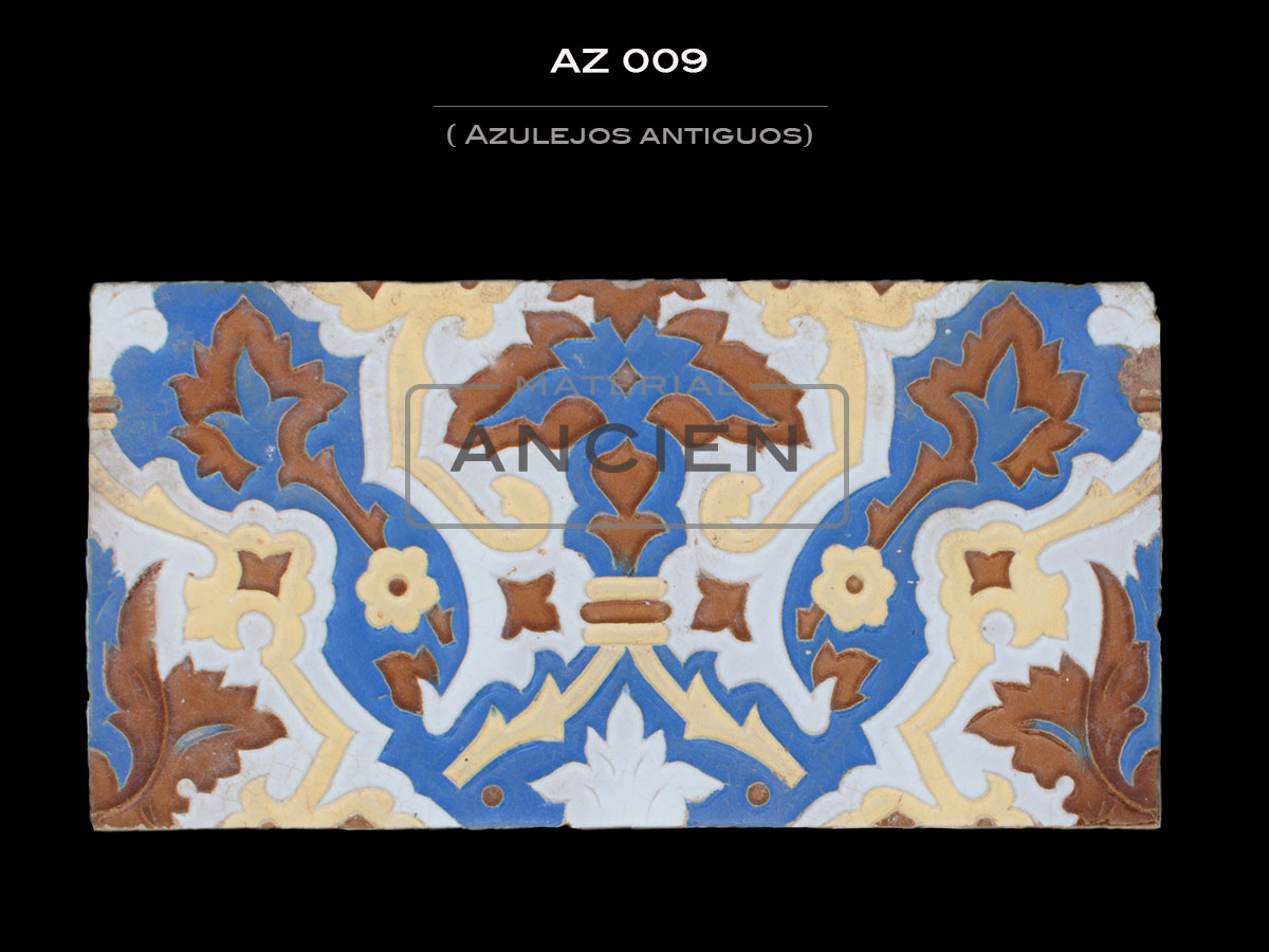 Azulejos Antiguos AZ 009