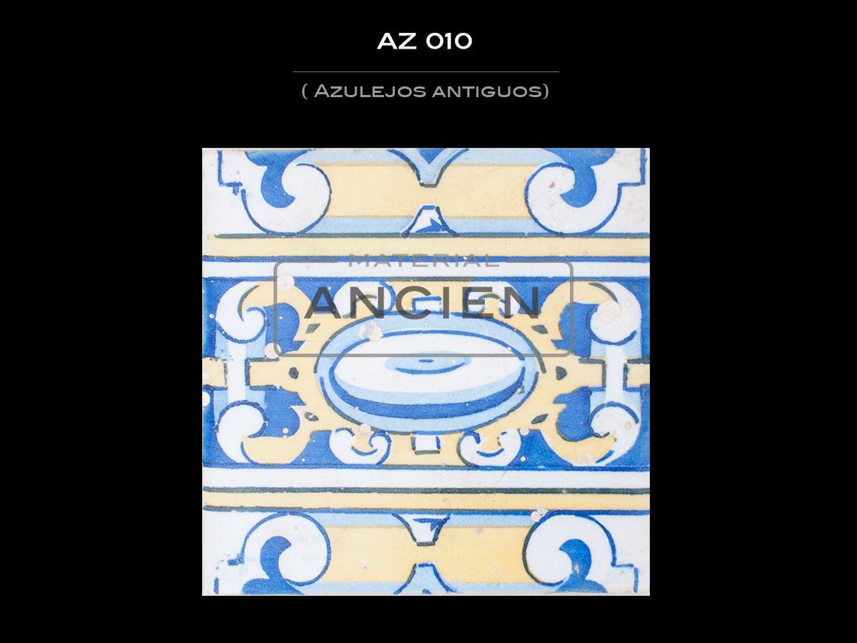 Azulejos Antiguos AZ 010