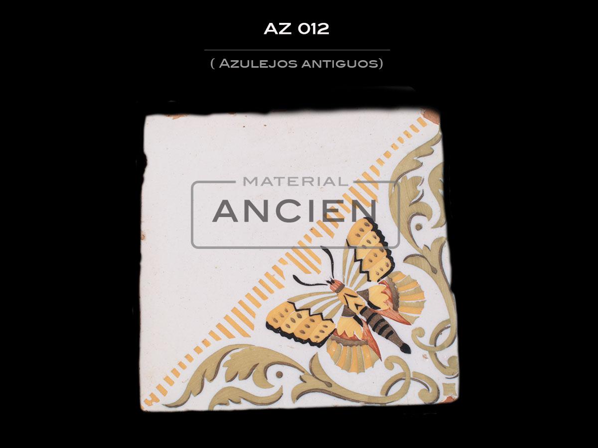 Azulejos Antiguos AZ 012