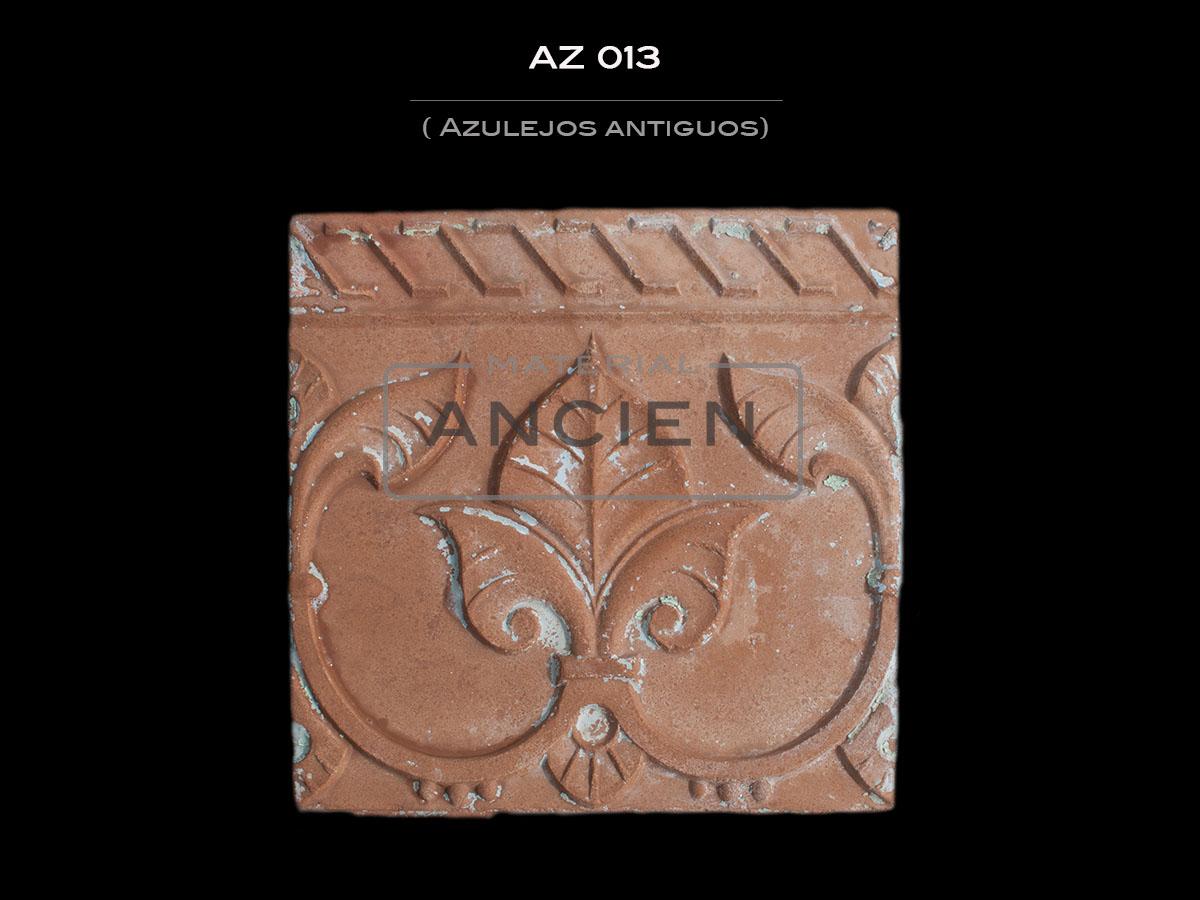 Azulejos Antiguos AZ 013