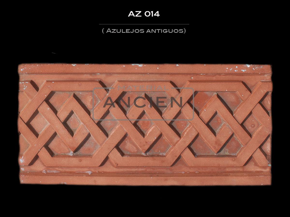 Azulejos Antiguos AZ 014