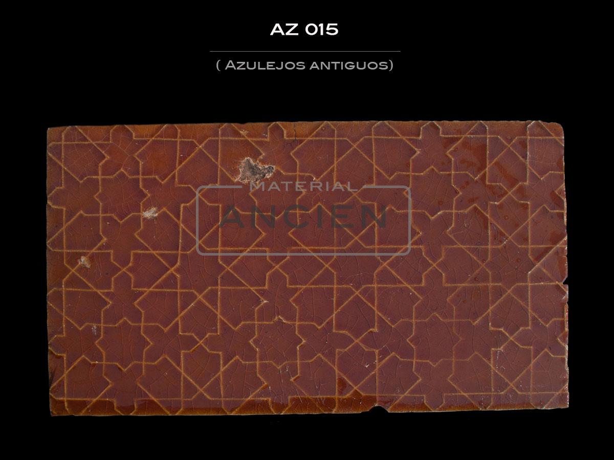Azulejos Antiguos AZ 015