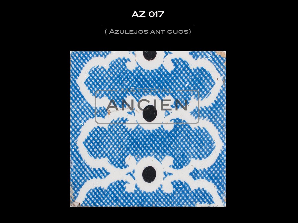 Azulejos Antiguos AZ 017
