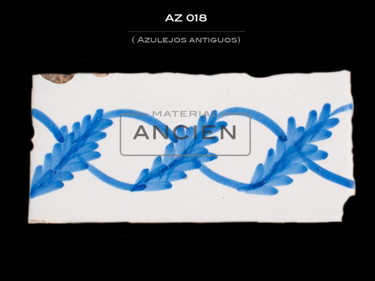 Azulejos Antiguos AZ 018