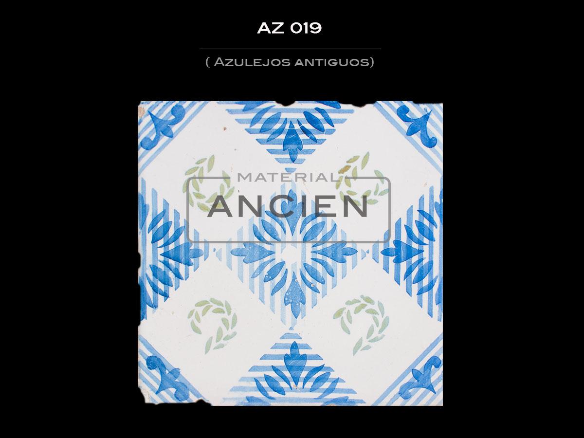 Azulejos Antiguos AZ 019