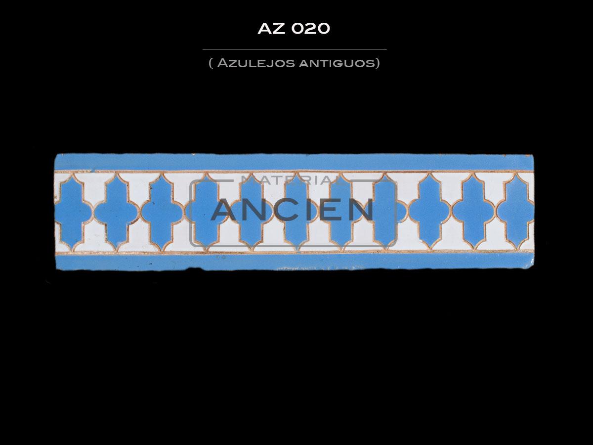 Azulejos Antiguos AZ 020