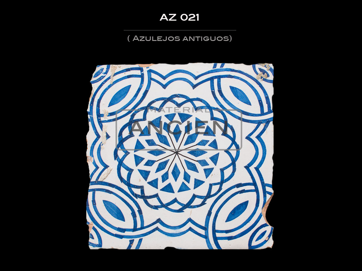 Azulejos Antiguos AZ 021