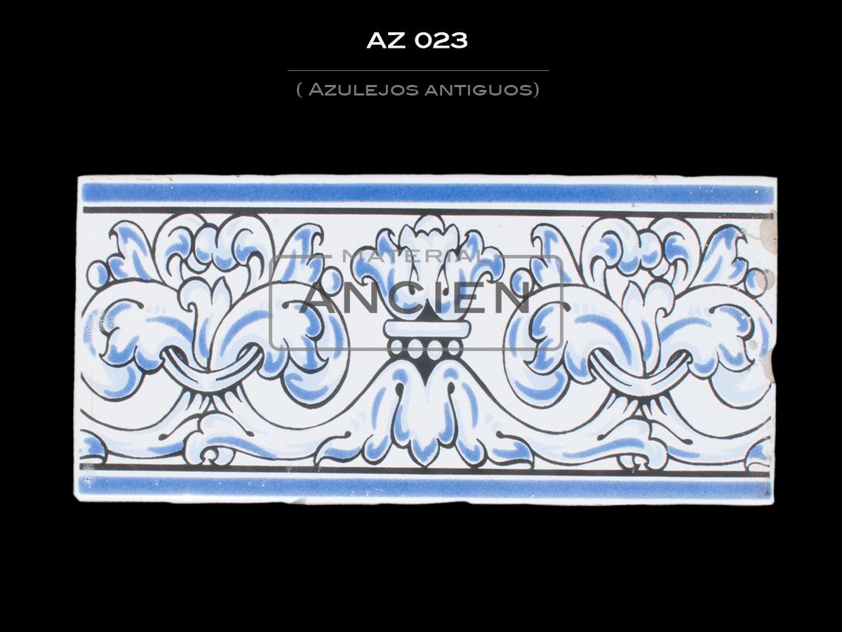 Azulejos Antiguos AZ 023