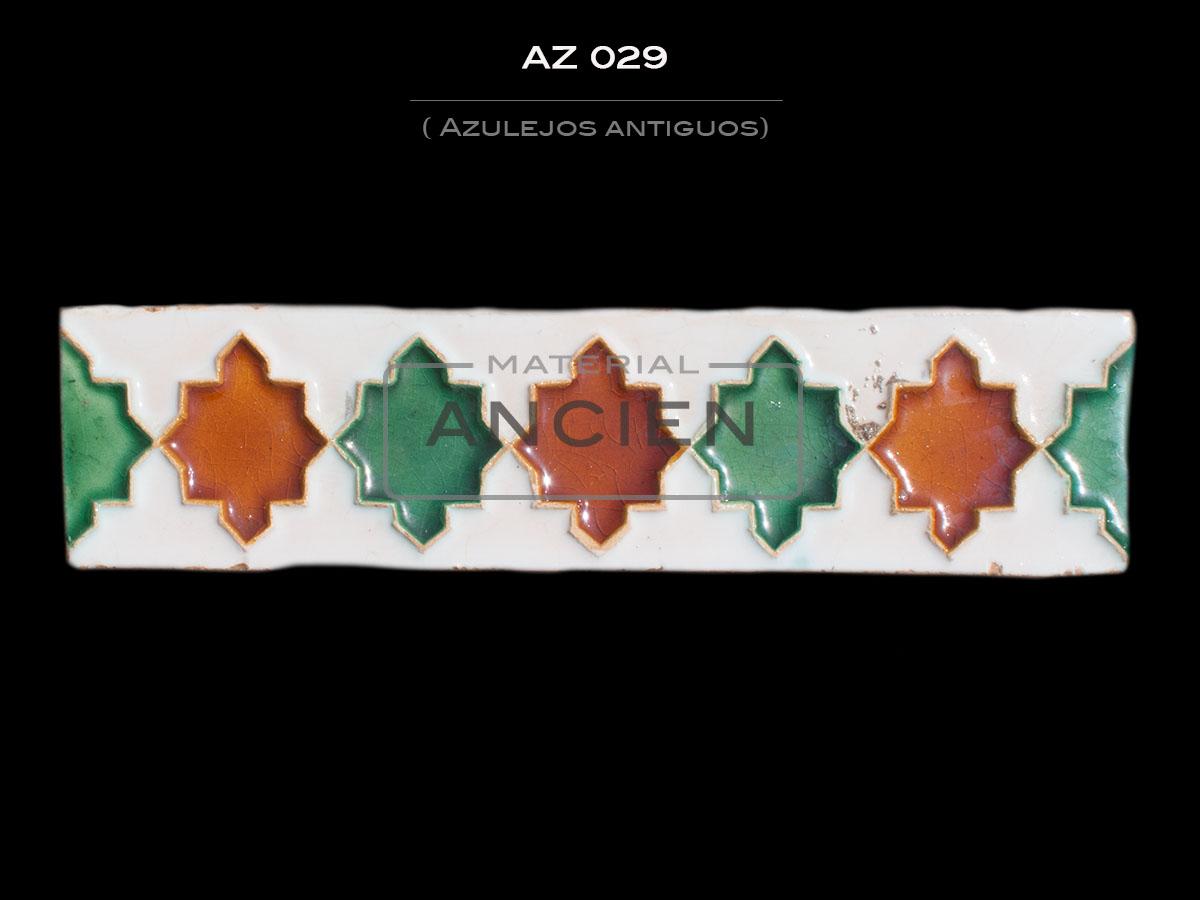 Azulejos Antiguos AZ 029