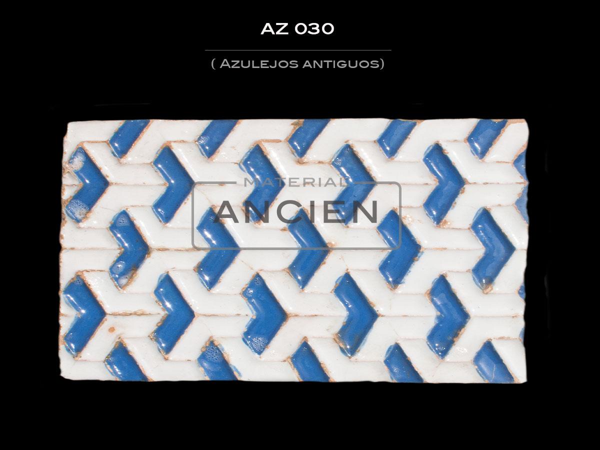 Azulejos Antiguos AZ 030