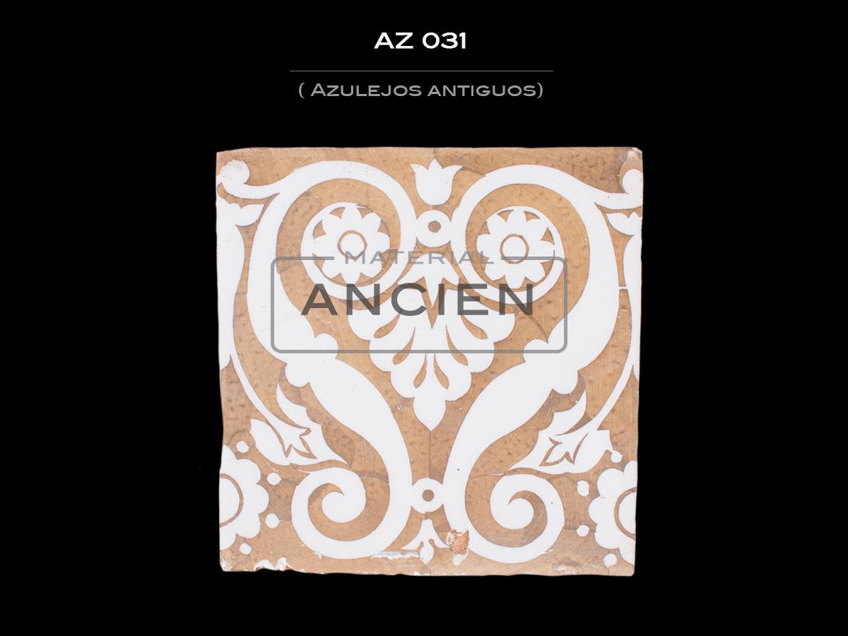 Azulejos Antiguos AZ 031