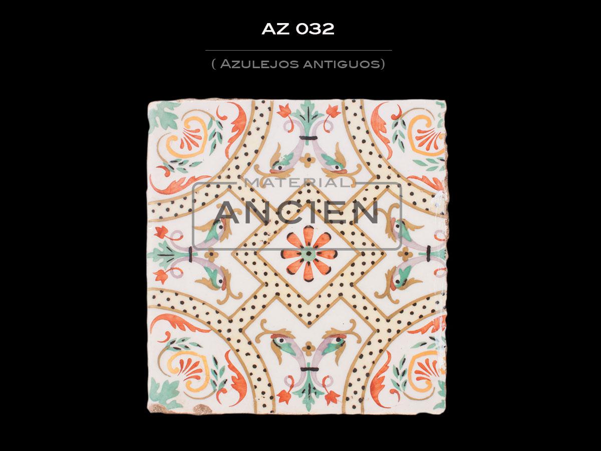 Azulejos Antiguos AZ 032