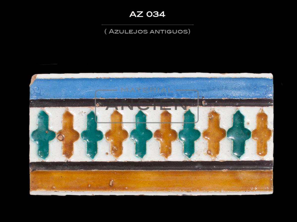 Azulejos Antiguos AZ 034