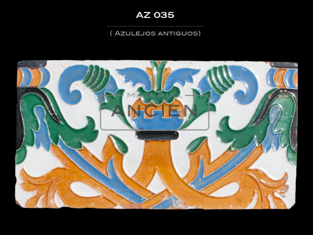 Azulejos Antiguos AZ 035