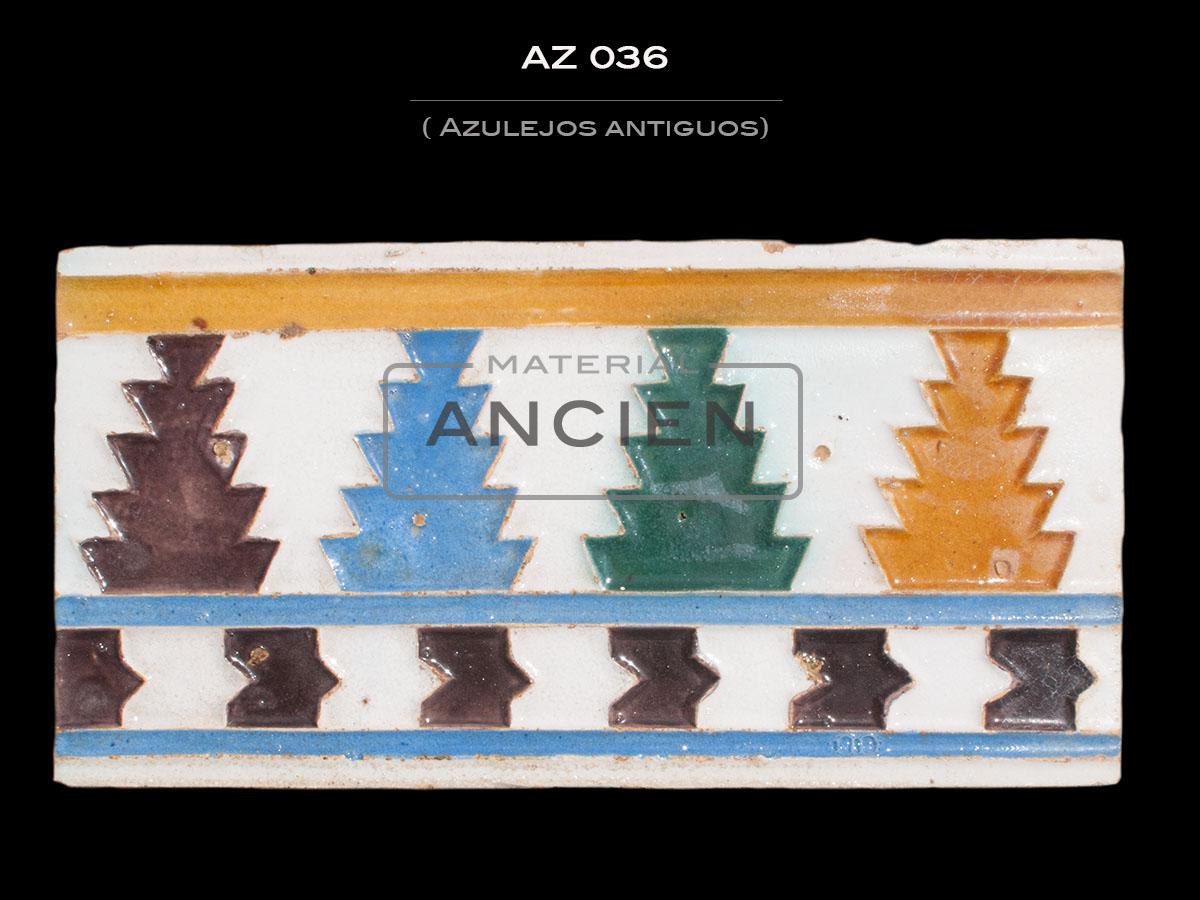 Azulejos Antiguos AZ 036