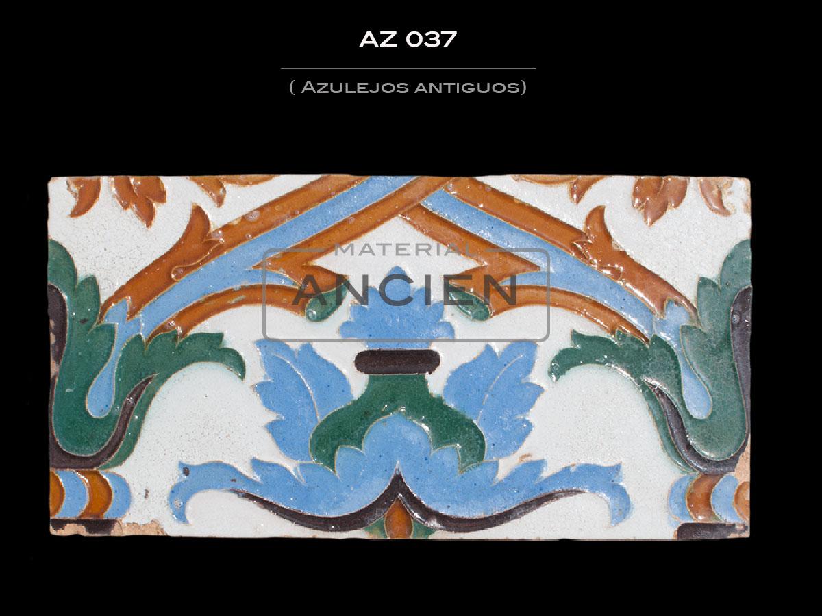 Azulejos Antiguos AZ 037