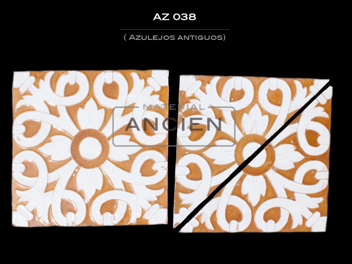 Azulejos Antiguos AZ 038