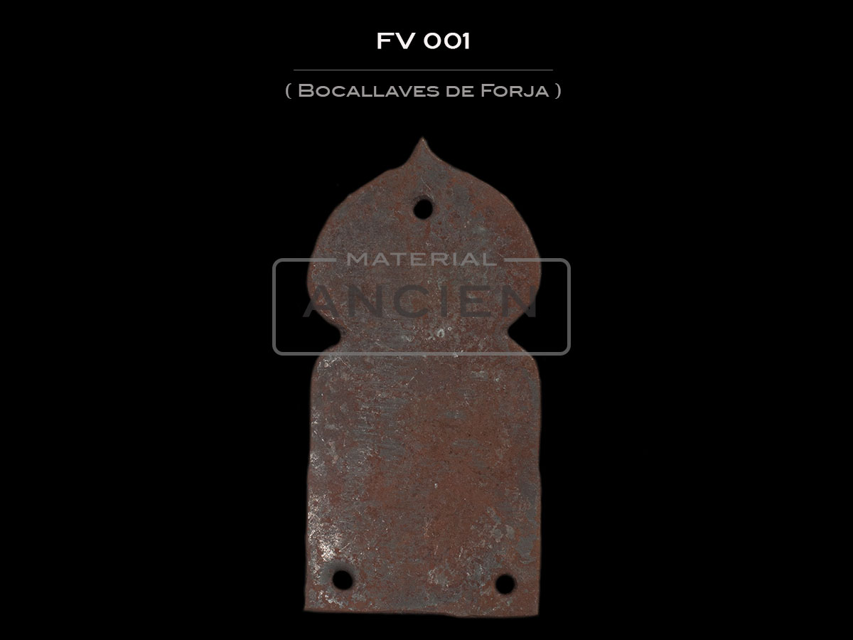 Bocallaves de Forja FV 001