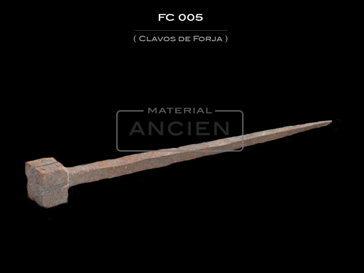 Clavos de Forja FC 005