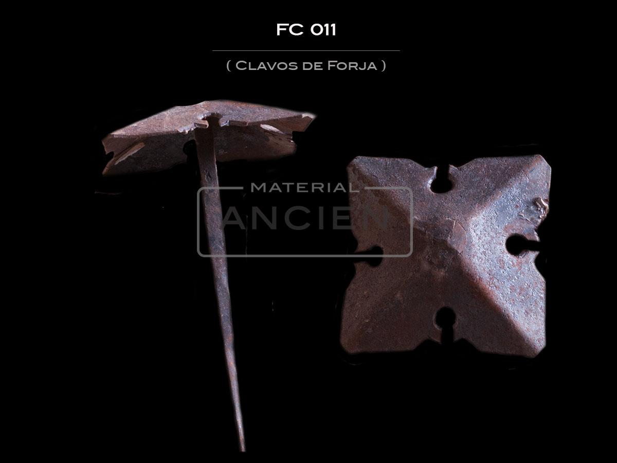 Clavos de Forja FC 011