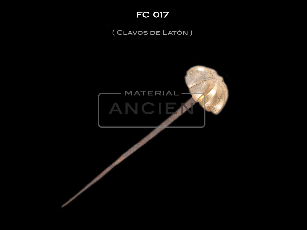 Clavos de Latón FC 017