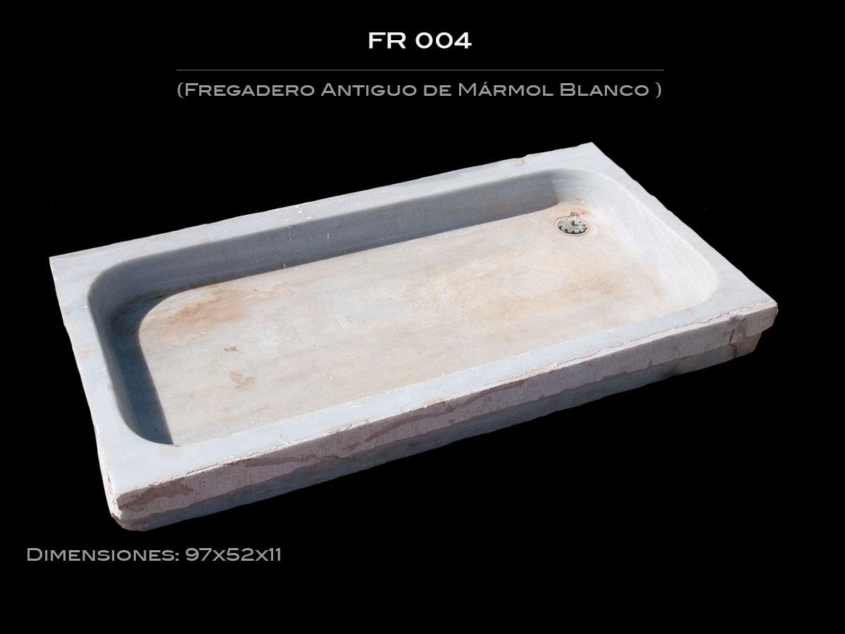 Fregadero Antiguo de Mármol FR 004