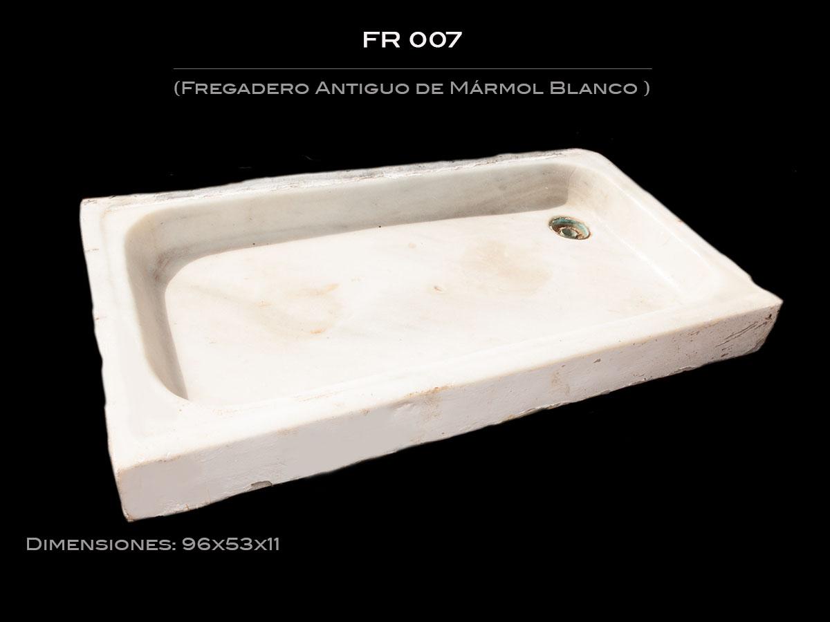 Fregadero Antiguo de Mármol FR 007