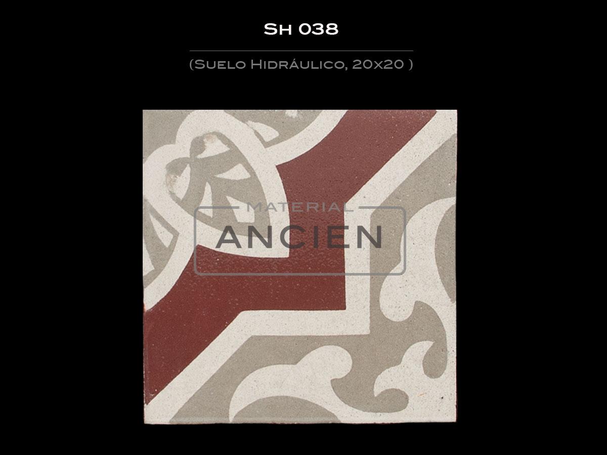 Suelo Hidráulico Antiguo SH 038