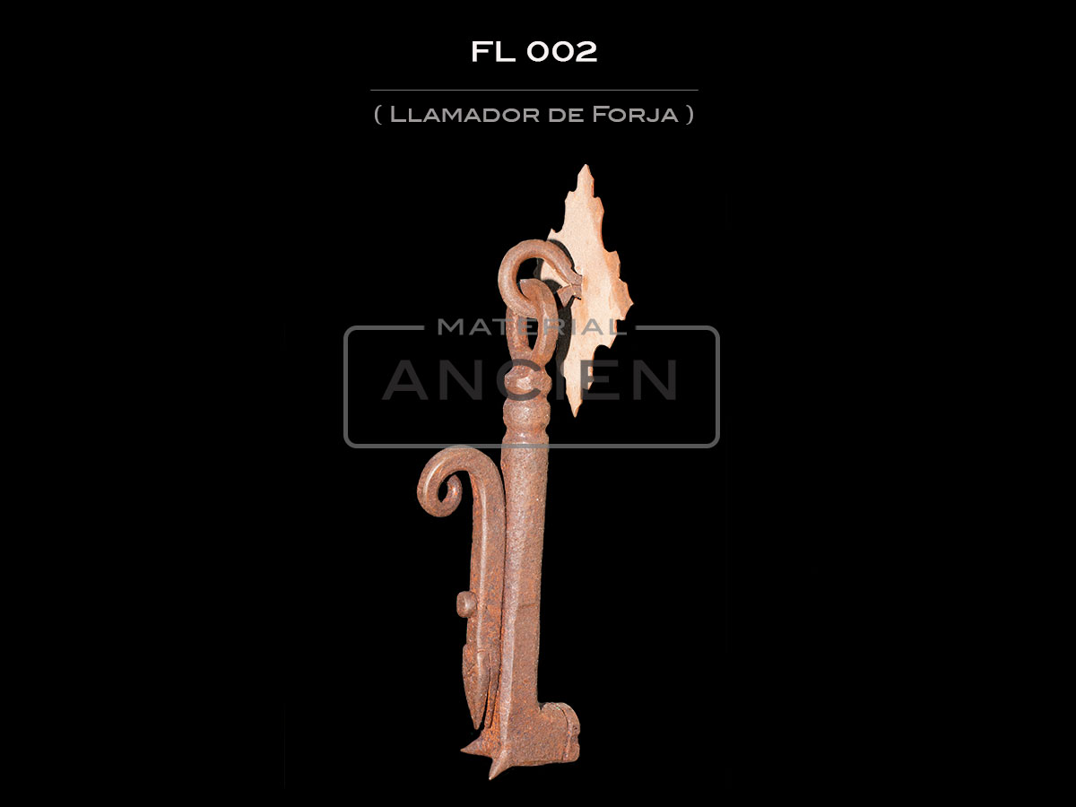Llamador de Forja FL 002