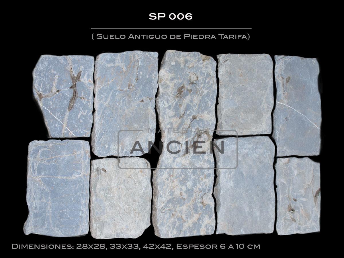 Suelo Antiguo de Piedra Tarifa  SP 006