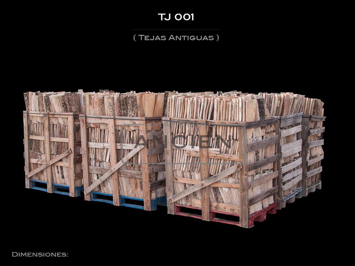 Tejas Antiguas TJ 001