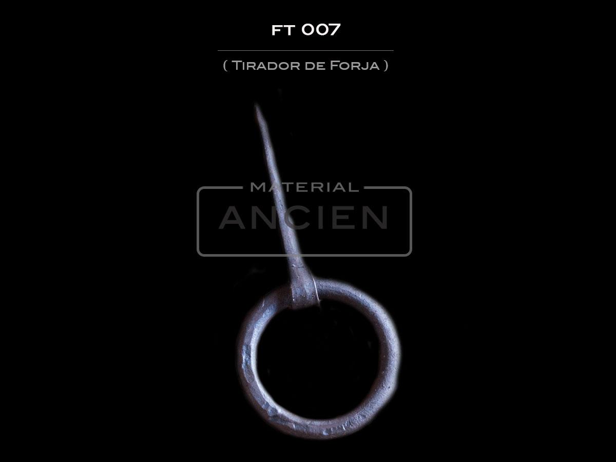 Tirador de Forja FT 007