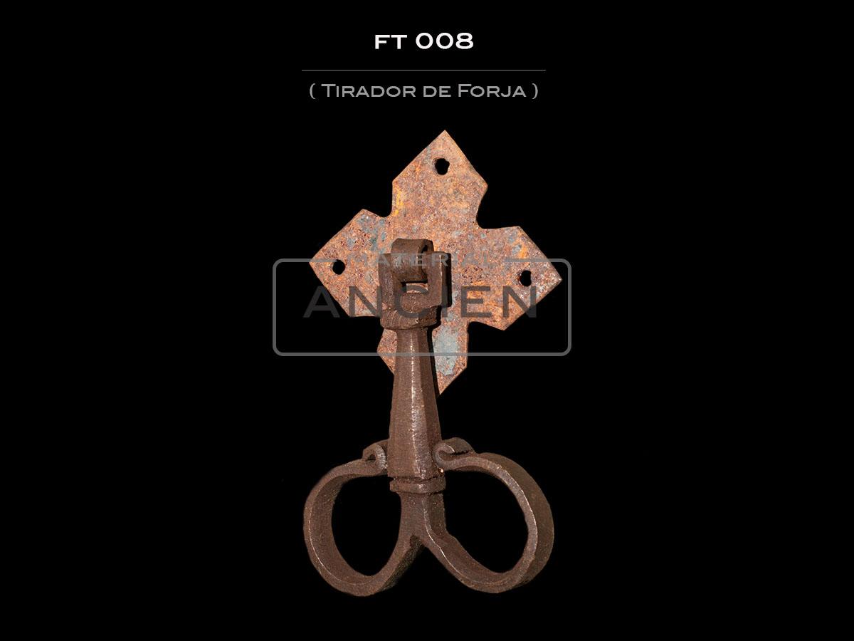 Tirador de Forja FT 008